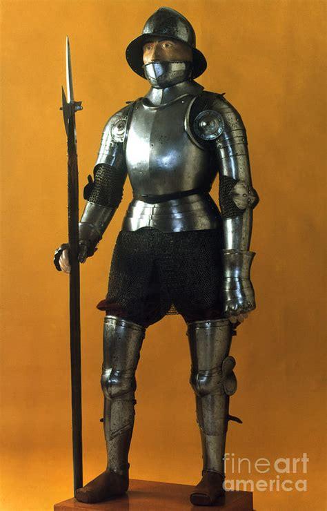 armor c1490 photograph by granger