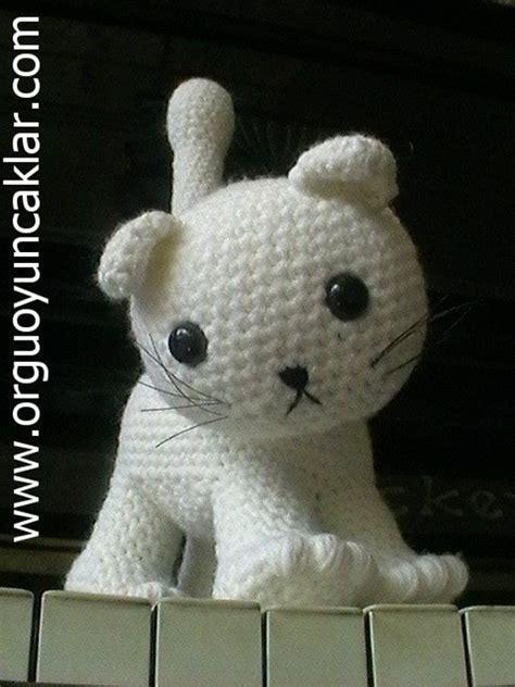 cat crochet pattern toy crochet patterns