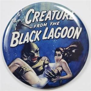 Creature From The Black Lagoon Movie Poster FRIDGE MAGNET
