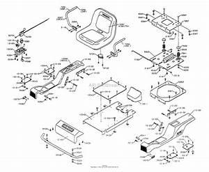 Dixon Ztr 3014  2002  Parts Diagram For Body