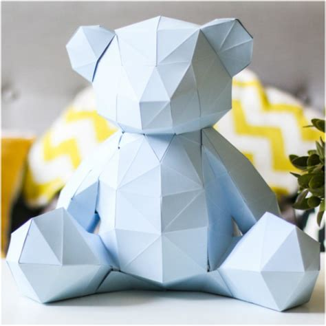 exemple chambre inspiration liste de naissance animaux 3d en papier et