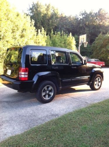 used jeep liberty interior sell used 2008 jeep liberty sport utility 4 door 3 7l 4wd