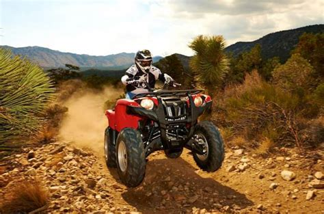 2014 Yamaha Grizzly 700 Fi 4x4 Eps Review