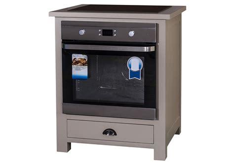 meuble cuisine colonne four acheter votre meuble de cuisine colonne en pin massif avec