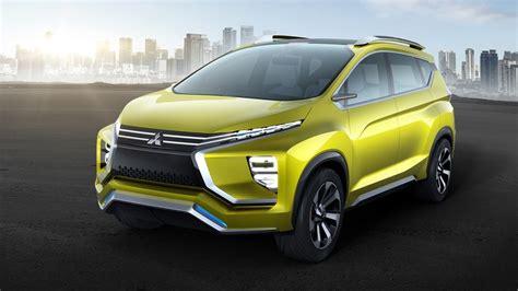 Mitsubishi Concept by Mitsubishi Xm Concept Combines Mpv And Suv Genes