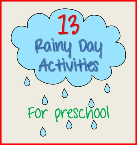 98 best umbrella and rainy weather images on 932 | 60efbfedbd74b02634c0272179b10cd6 day care activities rainy day activities