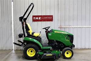 2017 John Deere 1025r Mower