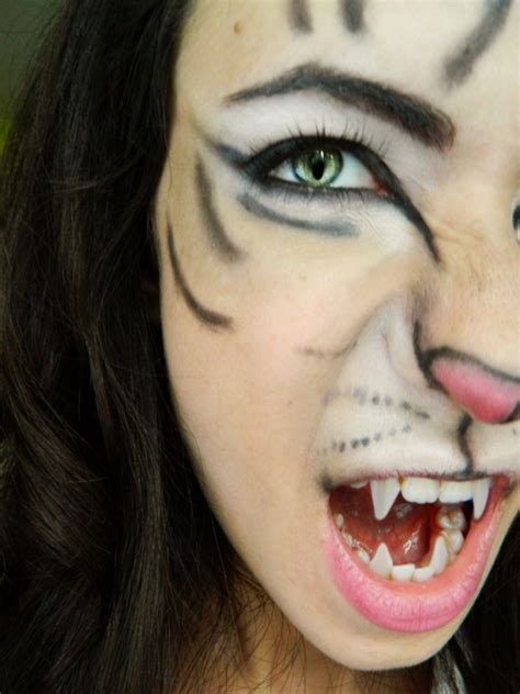 schminken katze einfach schminken 30 verbl 252 ffende ideen archzine net