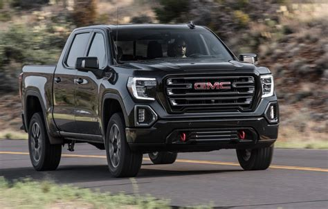 2020 Gmc 2500 Gas by 2020 Gmc At4 2500 Towing Capacity Gas Mileage Release