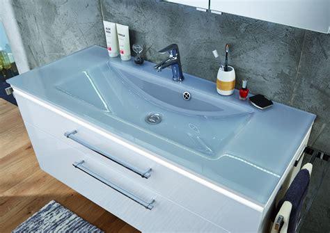 Waschtisch Mit Glaswaschbecken by Glaswaschtisch Glaswaschtisch In Quarzitgrau G 252 Nstig