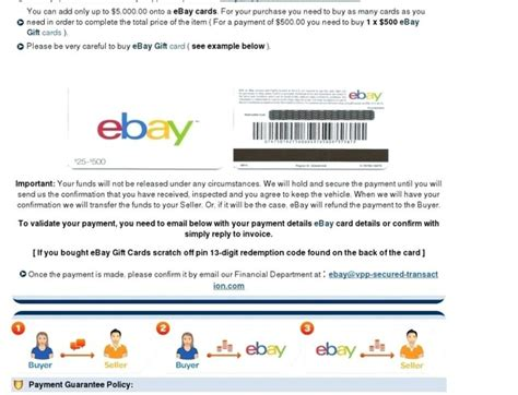 To make sure the buyer isn't credited twice for the same transaction you cannot refund a payment when there's a credit card. Do eBay give refund on purchases made with eBay gift card? - Quora
