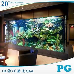 Plexiglas Aquarium Nach Maß : pg large customized rectangle square acrylic aquarium ~ Watch28wear.com Haus und Dekorationen