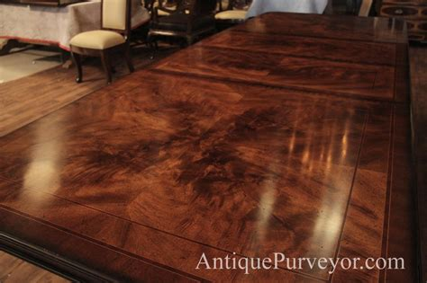 walnut veneer table top walnut double pedestal dining table with distressed finish
