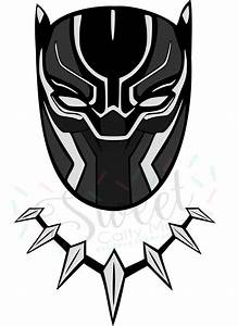 Black Panther clipart black thing - Pencil and in color ...