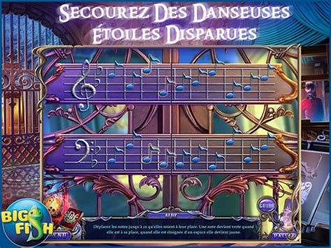 Dark Dimensions: Pirouette des Ombres jeu iPad, iPhone, Android