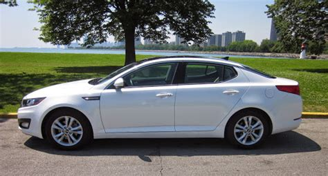 syaiful dev  kia optima white black rims cool