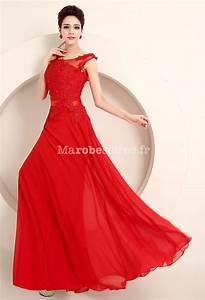 robe de ceremonie en mousseline et dentelle avec broderies With couleur pour bebe garcon 12 robe longue de ceremonie rose broderie