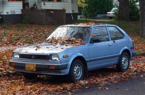 Curbside Classic - When Honda's Mojo Was Working: 1980 ...