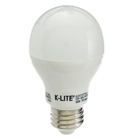 led light daylight 9 watt 60w equivalent daylight 5000k a19 led light