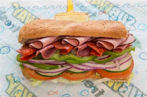 The 10 Most Craveable Chain Sandwiches