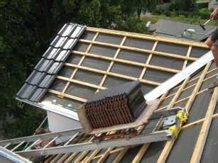 Dach Decken Am Altbau  Neues Dach & Neue Dachsteine Bzw