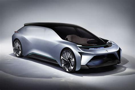 Nio Reveals Eve Autonomous Electric Car