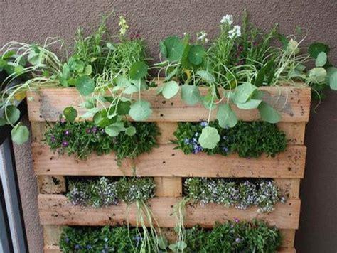 Balcony Herb Garden Designs Containers Best Balcony Design