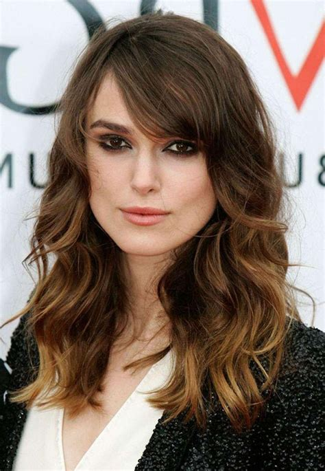 photo  long hairstyles  square jaw