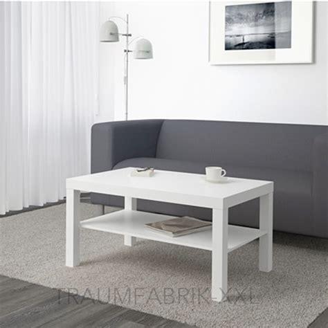Ikea Lack Beistelltisch 90×55 cm Weiß Sofatisch Couchtisch