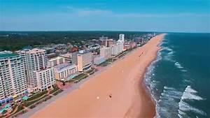 Dji Inspire Over Virginia Beach 4k