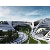 Zaha Hadid's Beko Building In Belgrade - Business Insider