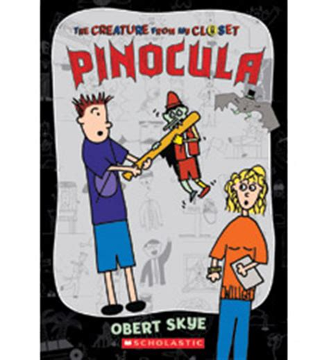 product the creature from my closet pinocula