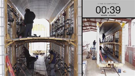 Multi Max Deck Conversion Time Lapse Youtube