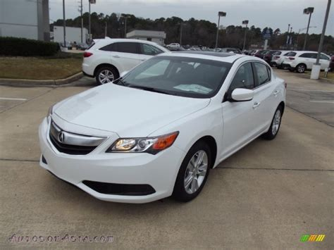 2013 acura ilx 2 0l in bellanova white pearl 020675
