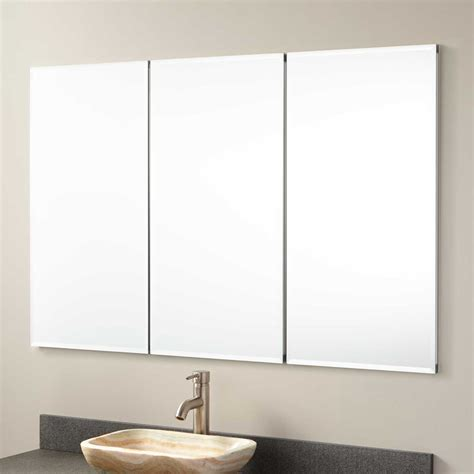 bathroom cabinet recessed in wall 48 quot furview recessed mount medicine cabinet bathroom