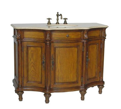 46 Inch Wide Bathroom Vanity by 46 Inch Hamilton Vanity