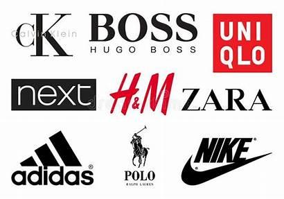 Brands Marche Abbigliamento Logos Ropa Marcas Nike