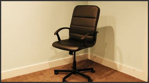 Ikea Office Chair Assembly