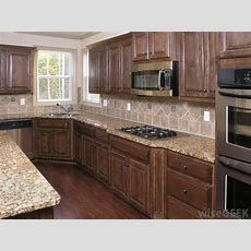 What Are The Different Types Of Wood Cabinets? (with Pictures