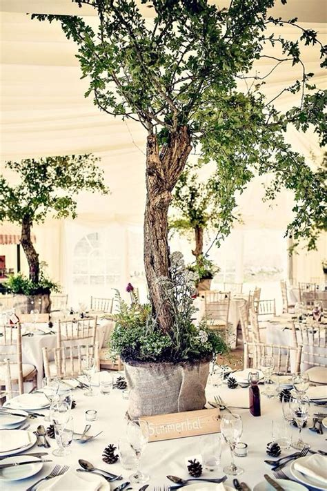 1000 images about tree centrepiece on pinterest