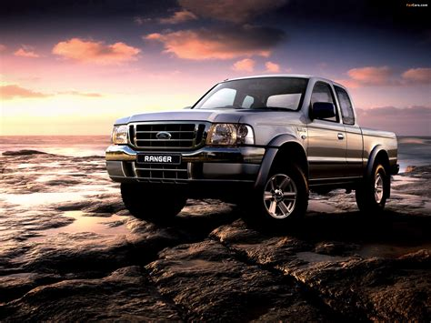 Dfsk Supercab 4k Wallpapers by Ford Ranger Supercab 2003 06 Wallpapers 2048x1536