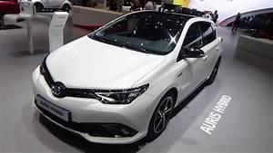 Essai Toyota Auris Hybride 2017 : 2017 toyota auris hybrid exterior and interior geneva motor show 2017 youtube ~ Gottalentnigeria.com Avis de Voitures