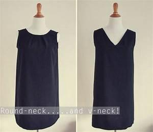 patron gratuit une robe reversible couture pinterest With patron gratuit robe d interieur