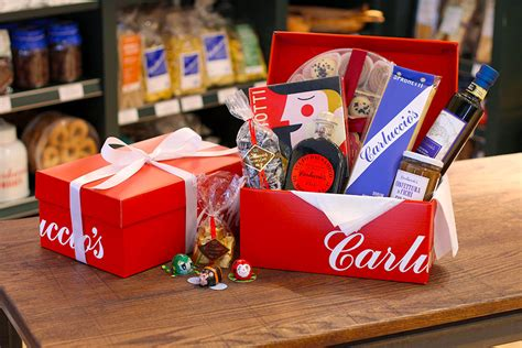 buy all gift boxes and hers from carluccio s online