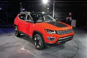 Prix Jeep : nouveau jeep compass 2017 en vedette au salon de los angeles photo 9 l 39 argus ~ Gottalentnigeria.com Avis de Voitures