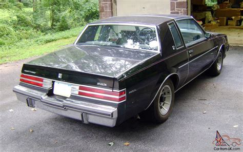 Buick Sales by 1987 Buick Regal T Type Coupe 2 Door 3 8l Turbo