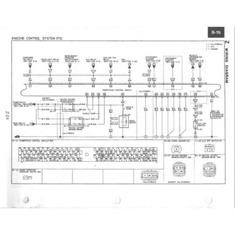 98 Mazda 626 Wiring Diagram by Wiring Diagram 626