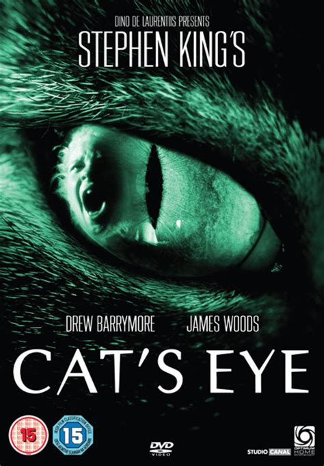 Cat's Eye (movie, 1985) Review  Static Mass Emporium