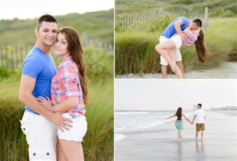 Emotional Marriage Proposal For Young Couple Myrtle Beach