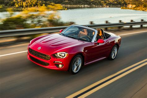 New Fiat Spider by Fiat 124 Spider New York International Auto Show